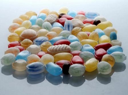 Caramelos euromec