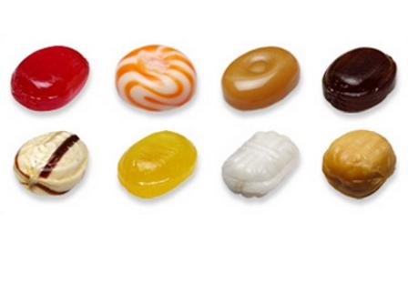 caramelos chocotech