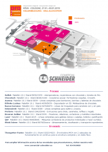 ProSweets - Cial Schneider - 2019